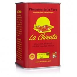"""Lata Picante 750 gr Pimentón Ahumado """"La Chinata"""""""